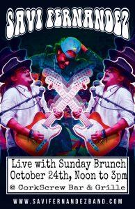 Savi Fernandez Live with Sunday Brunch