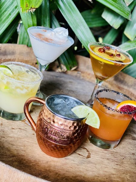 Fall Cocktails 2020