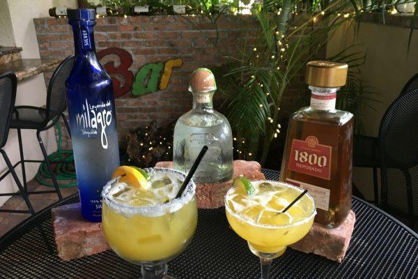 CorkScrew Bar & Grille Margaritas