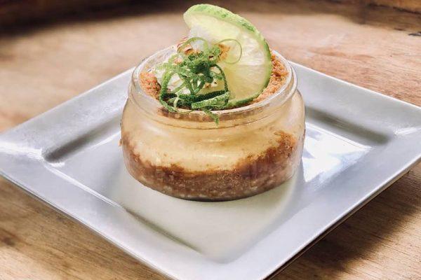 CorkScrew Bar & Grille Key Lime Pie