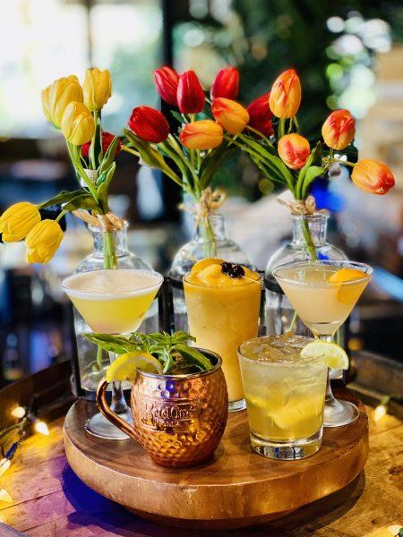 Spring Cocktails 2020